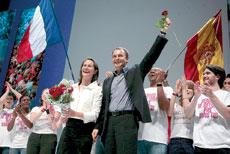 SP: Segolène Presidènte
