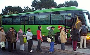 Por la movilidad y el transporte público de calidad, vota PSOE de Guadarrama